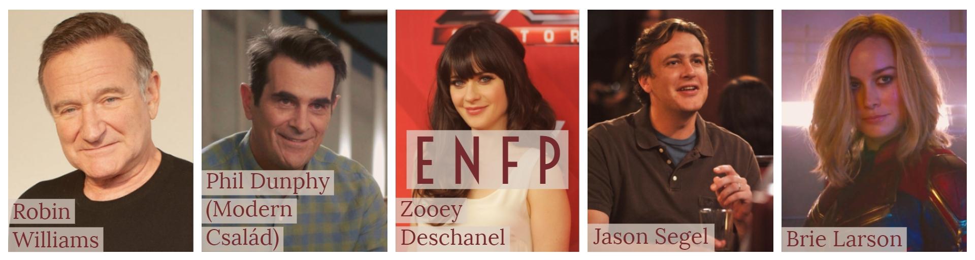 ENFP, a Lelkesítő