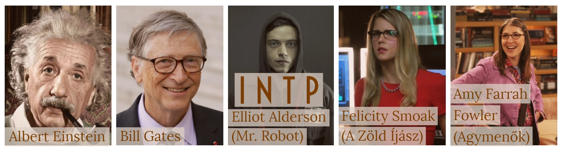 INTP, a Mérnök