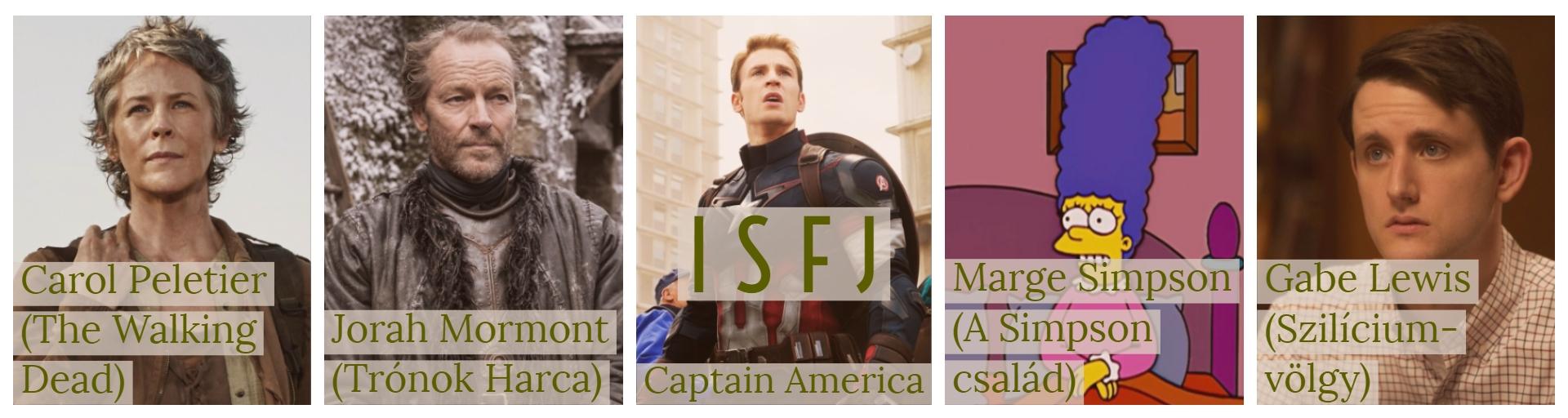 ISFJ, a Védelmező